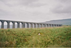 The Ribbleshead Viaduct